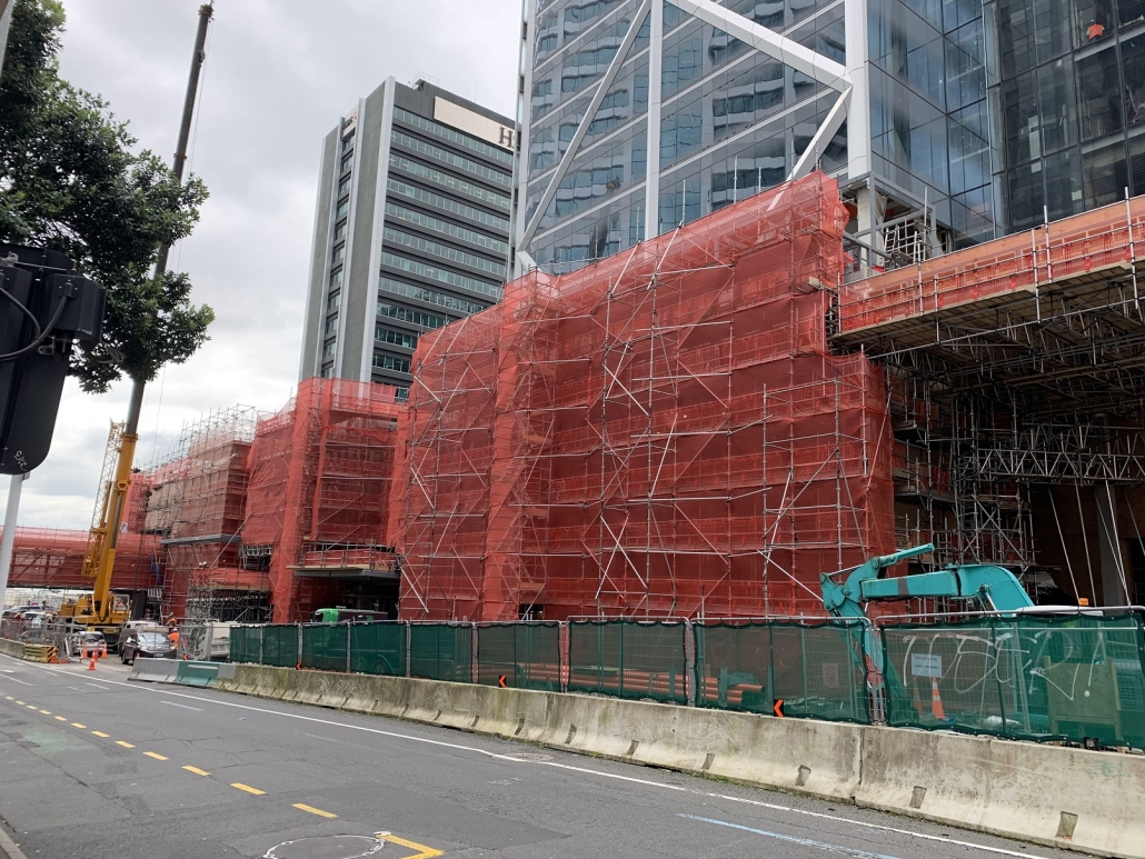 Commercial and Industrial Scaffolding Hamilton Waikato. Summit Scaffolding Hamilton Waikato.